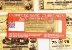 Confederate Replica Currency 2nd Set